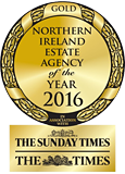 John Minnis Northern Ireland Estate Agency of the year 2016
