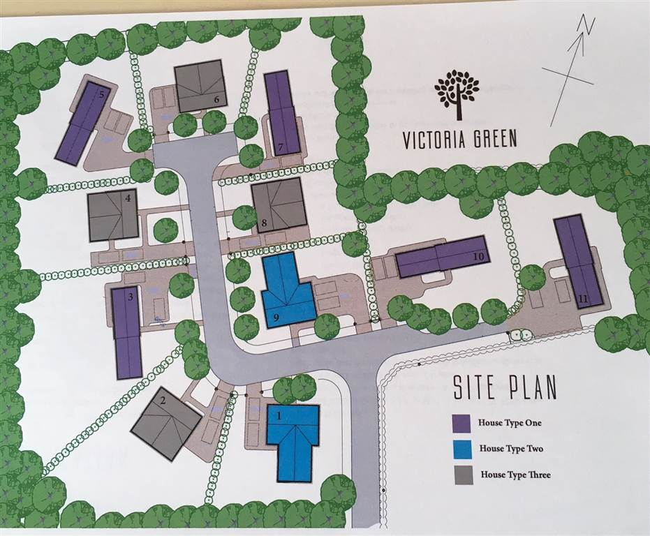 Development site with FPP @ Victoria Green